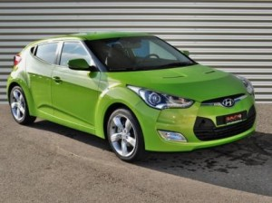 Neuwagen: Hyundai Veloster 1.6 GDI